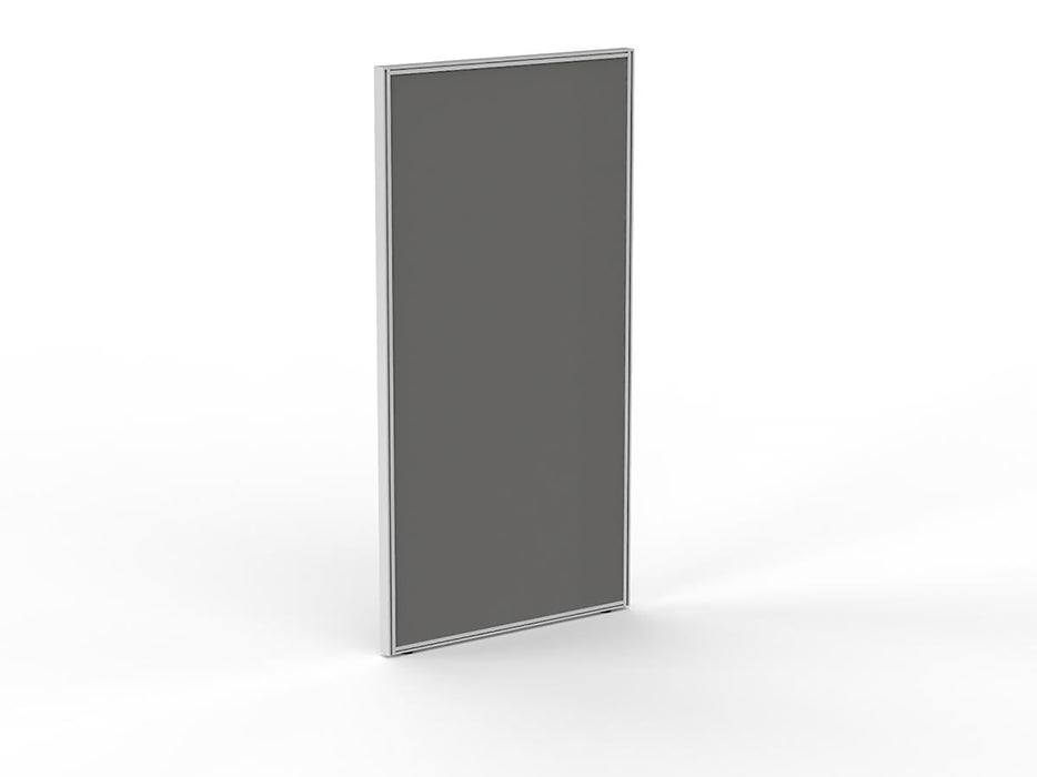 Studio50 White Frame Screen 1.8 x 0.9m - Workspace Furniture Office Partition