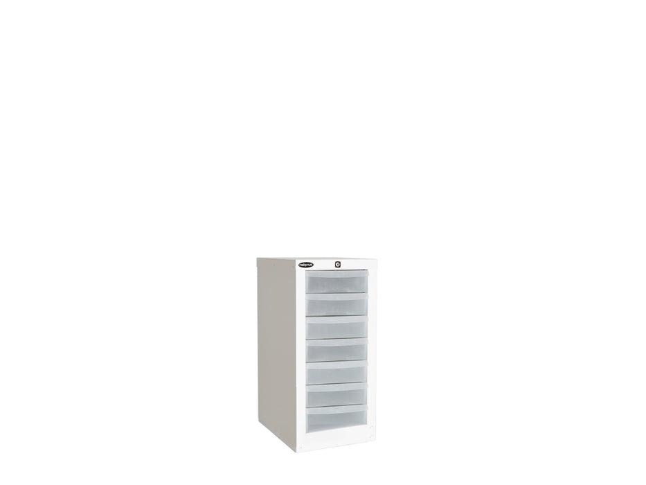Stationery Cabinet 7 Drawer - Workspace Furniture Home and Office Filing and Steel Storage