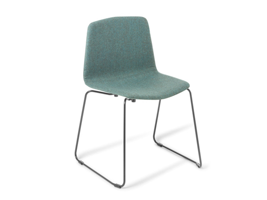 Stratos Chair Upholstered - Workspace Furniture Home and Office Cafe Chairs
