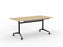 Team 1.6m Flip Table - Workspace Furniture Home and Office Meeting Tables