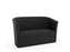 Vortex 2 Seater PU Leather- Workspace Furniture Home and Office Soft Seating and Ottomans