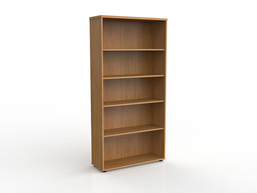 Ergoplan 1.8m Bookcase - Workspace Furniture Home and Office Cupboards and Shelves