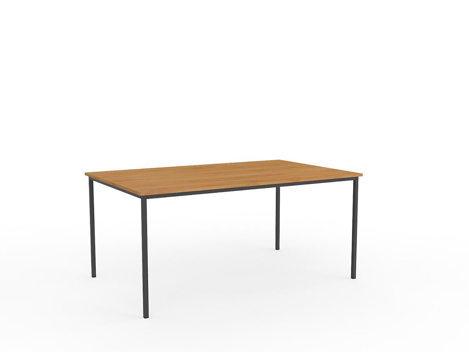 Ergoplan 1.6m Canteen Table - Workspace Furniture Home and Office Cafe Tables