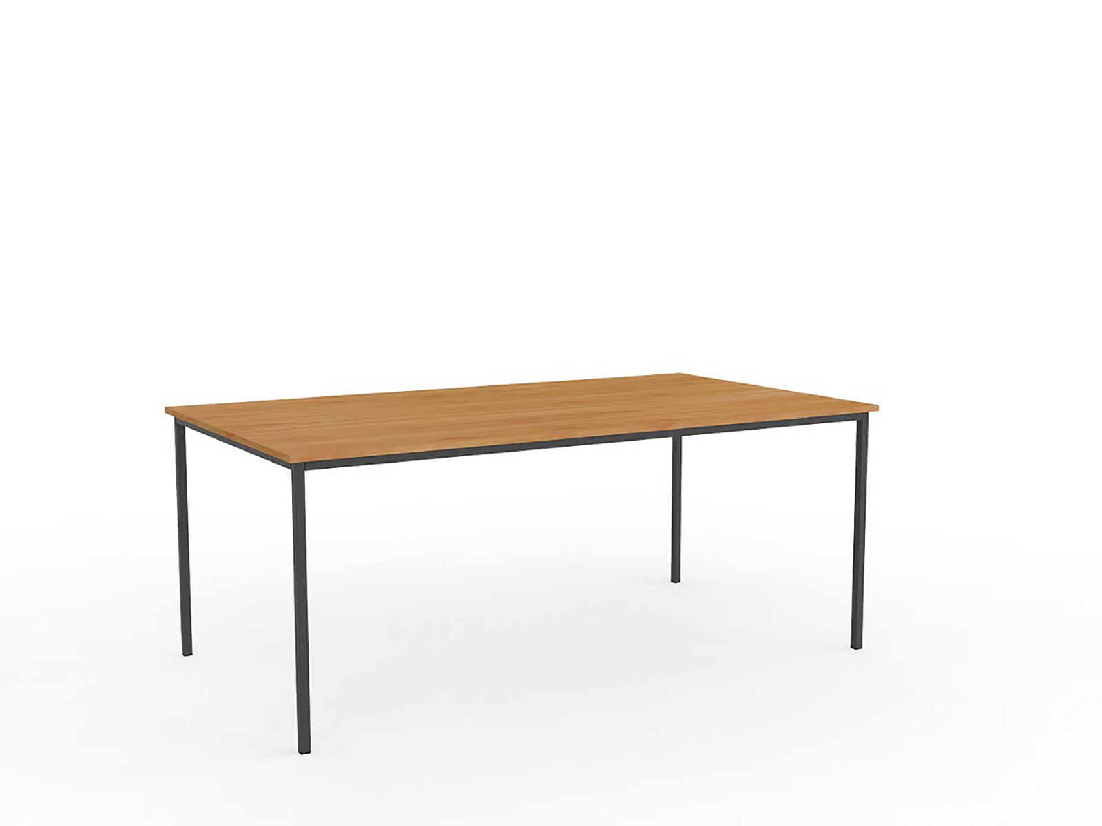 Ergoplan 1.8m Canteen Table - Workspace Furniture Home and Office Cafe Tables