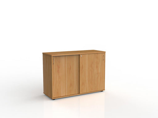 Ergoplan 1.2m Credenza - Workspace Furniture Home and Office Cupboards and Shelves