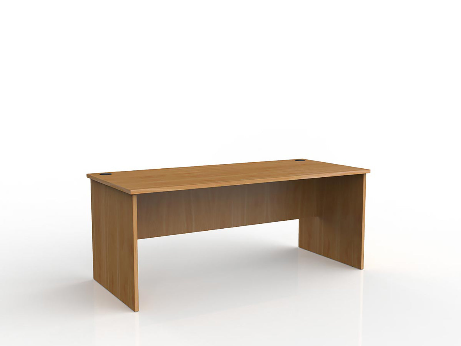 Ergoplan 1.8m Desk - Workspace Furniture Home and Office Desk