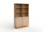 Ergoplan 1.2m Hutch - Workspace Furniture Home and Office Cupboards and Shelves