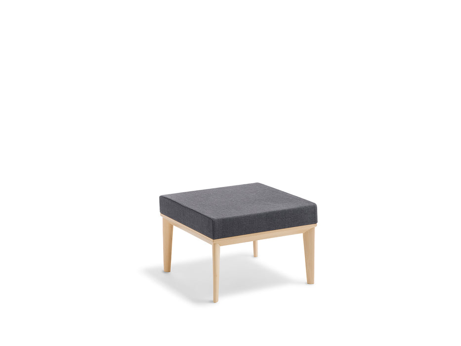 Stockholm Ottoman- Workspace Furniture Home and Office Soft Seating and Ottomans