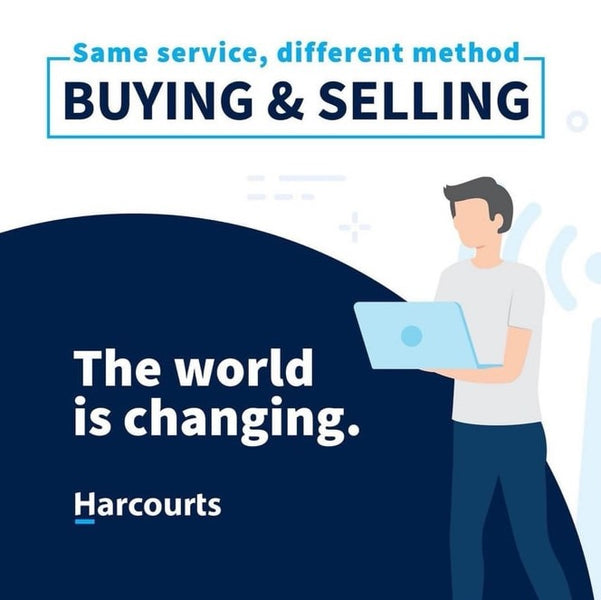 Buying & Selling: Same Service, Different Method
