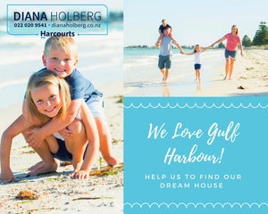 We love Gulf Harbour