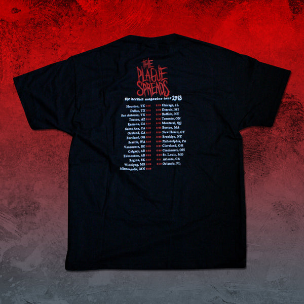 Decibel Tour 2013 T-Shirt