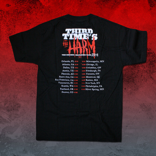 Decibel Tour 2014 T-Shirt