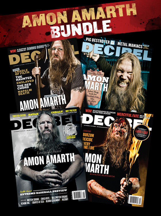 Amon Amarth Bundle