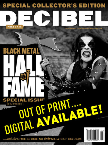 Black Metal Hall of Fame Special Issue