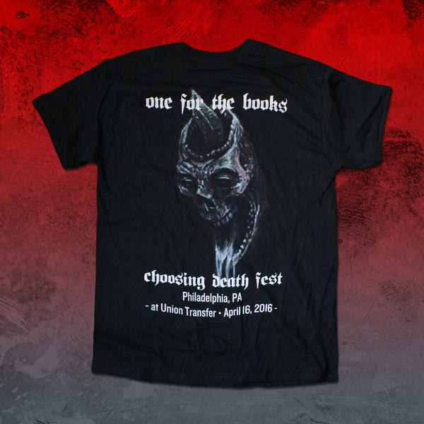 Choosing Death Fest T-Shirt