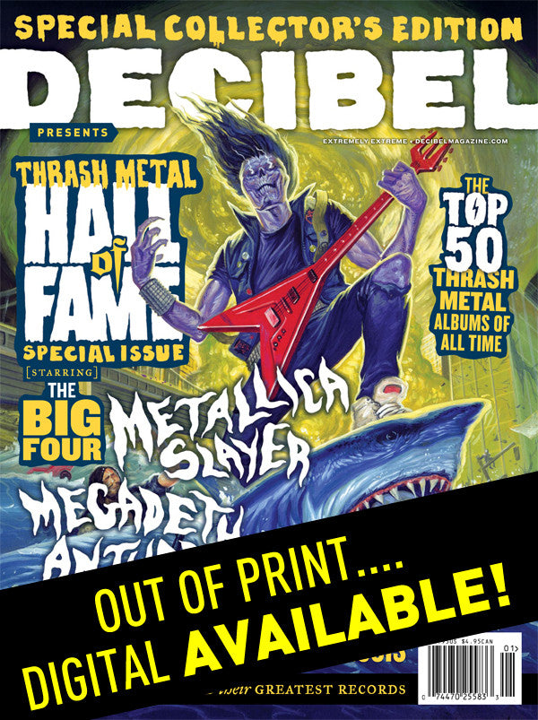 Thrash Metal Hall of Fame Special Issue