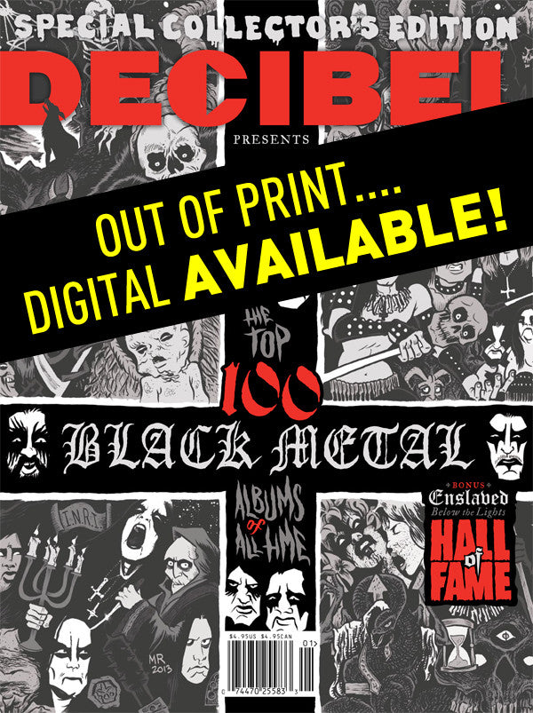 Top 100 Black Metal Albums of All Time Special Issue