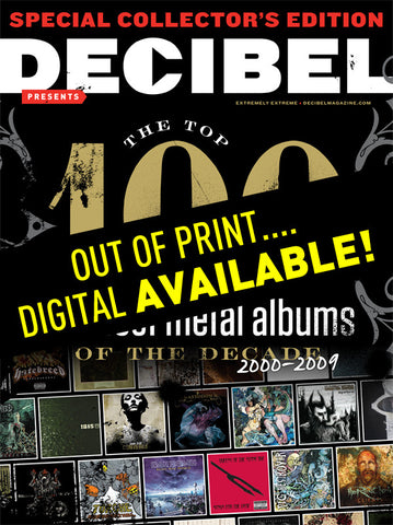 Top 100 Albums of the Decade Special Issue
