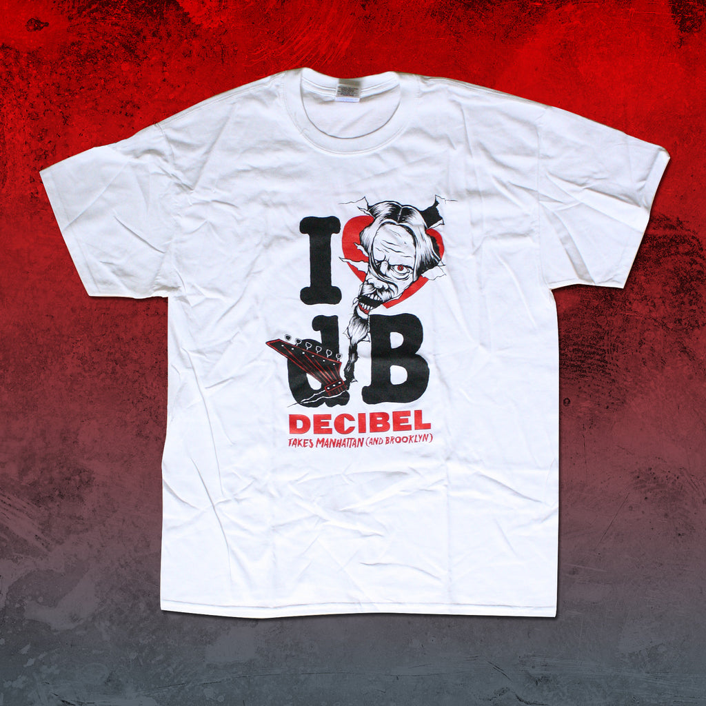 Decibel 10th Anniversary Shows Shirt