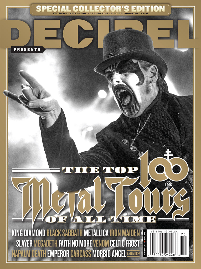 Top 100 Metal Tours of All Time Special Issue