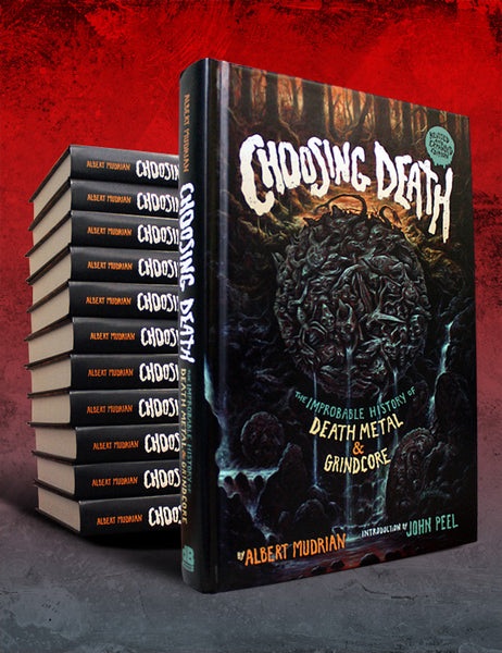 CHOOSING DEATH, REVISED AND EXPANDED (HARDCOVER)