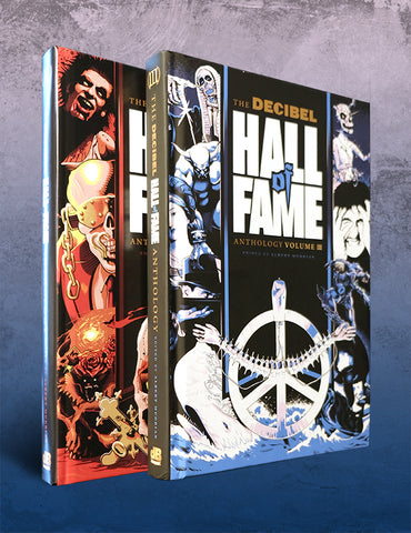 THE DECIBEL HALL OF FAME BOOK BUNDLE