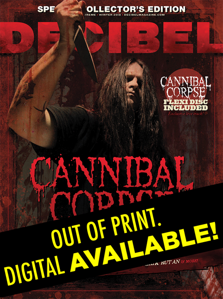 The Cannibal Corpse Special Issue (Includes Flexi Disc)