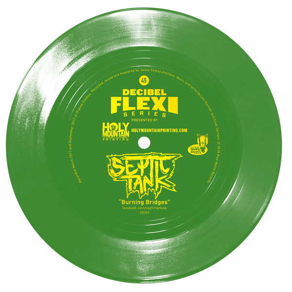 Decibel flexi series Septic Tank flexi disc