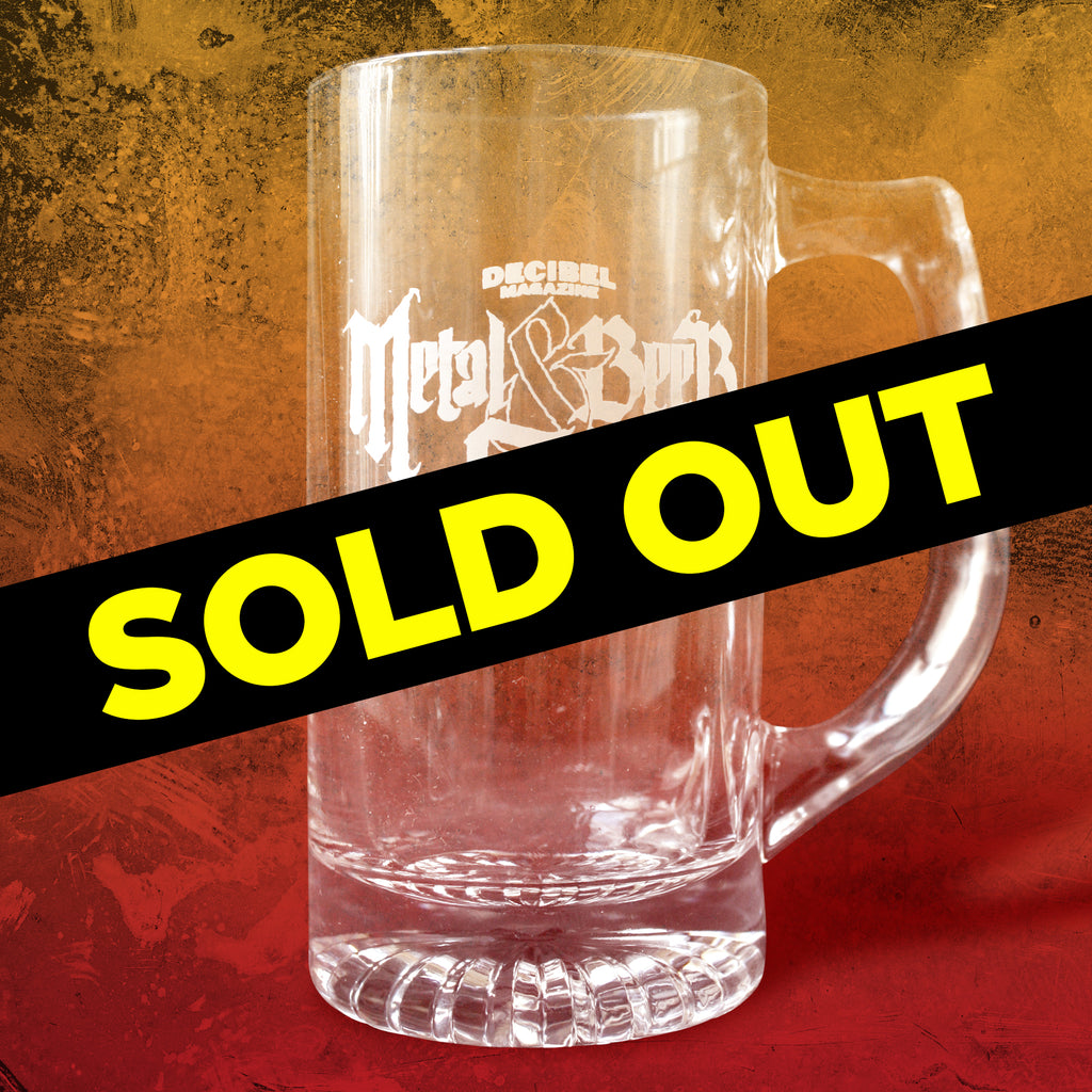 Decibel Metal & Beer Fest Philly 2019 Mug