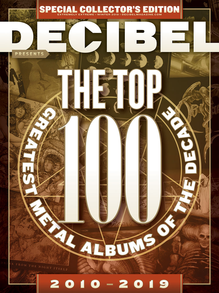 Top 100 Greatest Metal Albums of the Decade: 2010-2019