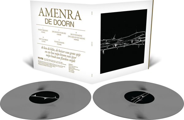 Amenra - De Doorn Vinyl DECIBEL EXCLUSIVE GREY COLOR VINYL PRE-ORDER