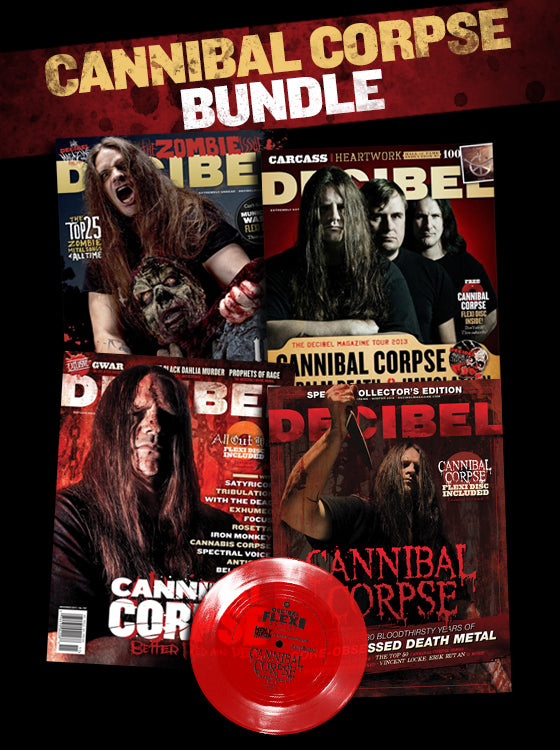 Cannibal Corpse Bundle