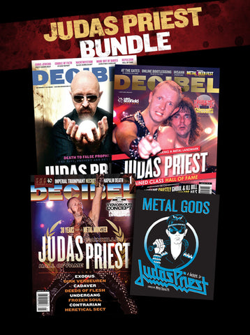 Judas Priest Bundle