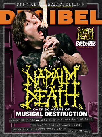 The Napalm Death Special Issue (Includes Flexi Disc)