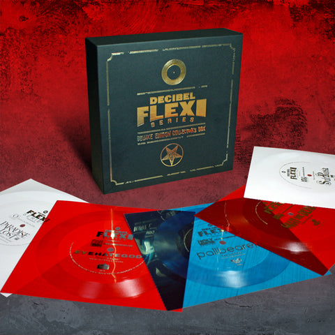 Deluxe Edition Flexi Collector's Box - Doom Metal edition
