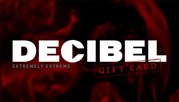 The Decibel Gift Card