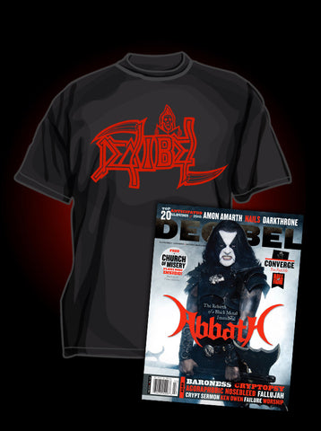 Death Tribute Shirt with Subscription - non-flexi version