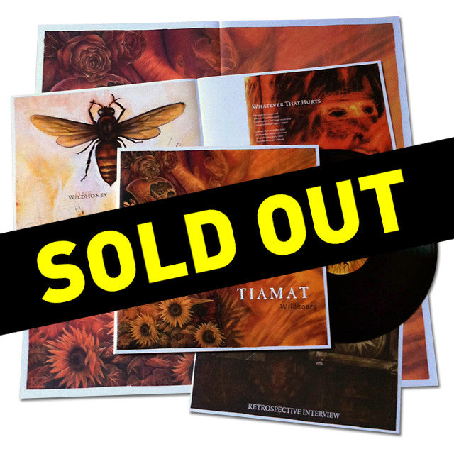 "TIAMAT ""WILDHONEY"" 20TH ANNIVERSARY VINYL EDITION"