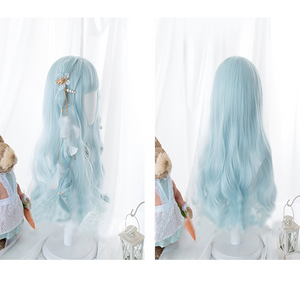 """SEASHELL MERMAID"" WIG"