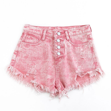 "Load image into Gallery viewer, ""PINK LEMONADE"" SHORTS"