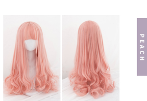 """STRAWBERRY PRINCESS"" WIG"