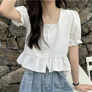 """SPRING LOVE"" BLOUSE (3 COLORS)"