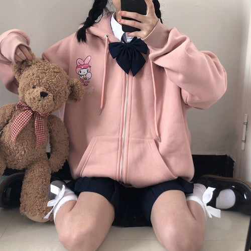 SANRIO TRACK JACKET (3 COLORS)