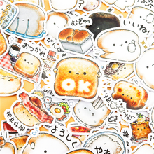 "Load image into Gallery viewer, ""BREAD FRIENDS"" STICKERS"
