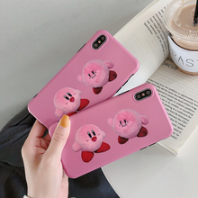 "Load image into Gallery viewer, ""KIRBY GENERATIONS"" IPHONE CASE"