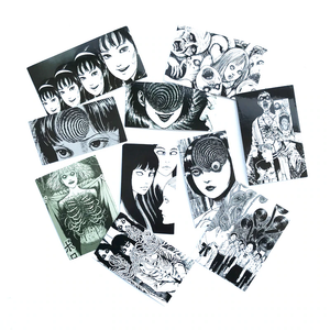 """THE JUNJI ITO COLLECTION"" STICKERS"