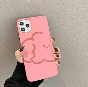 """PINK CLOUD"" IPHONE CASE"
