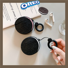 Load image into Gallery viewer, OREO AIRPODS CASE (2 DESIGNS)