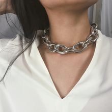 Load image into Gallery viewer, CHAIN CHOKER / BRACELET (2 COLORS)