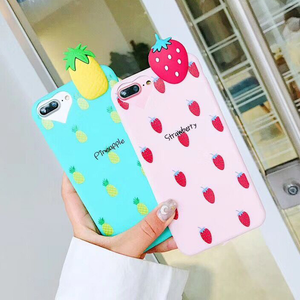 """SUMMER FRUITS"" IPHONE CASE"